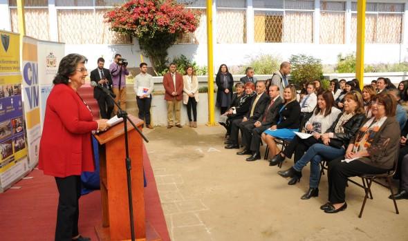 Liceo Politécnico José Francisco Vergara firma compromiso para ser plantel Bicentenario