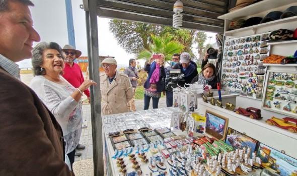 Plaza de los Artesanos de Parque San Martín se suma como nuevo atractivo turístico en Viña del Mar