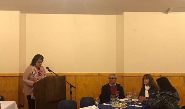 Importantes anuncios realizó alcaldesa Virginia Reginato en el 104º aniversario de Asociación de fútbol de Viña del Mar