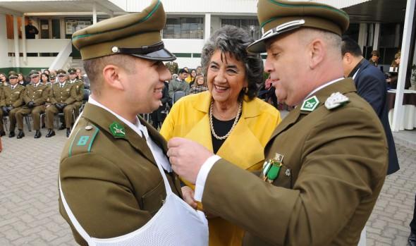 Municipio de Viña del Mar distinguió a Carabineros de Chile en su 92º aniversario