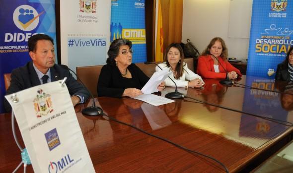 SENCE y municipio acuerdan alianza estratégica para potenciar intermediación laboral