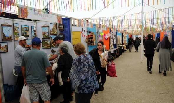 """Municipio de Viña del Mar invita a visitar feria de emprendedores """"Aires de otoño"""""""