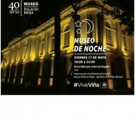 Palacio Rioja se adhiere a la noche de los Museos