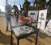 Parrilleros nacionales se medirán en evento gratuito en la Quinta Vergara