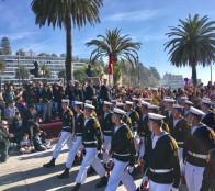 Alcaldesa Virginia Reginato invita a participar del desfile del 21 de mayo en Viña del Mar