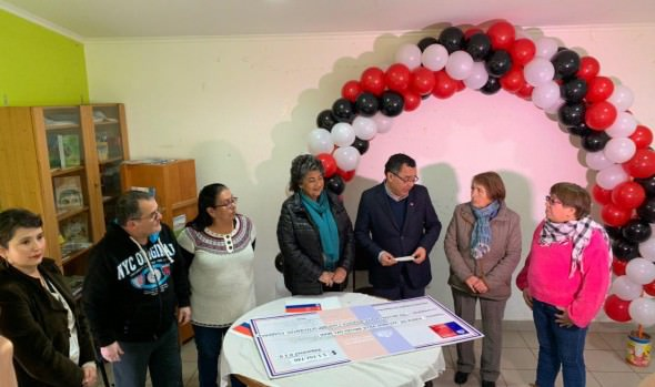 Junta de vecinos Villa Brisas del Mar de Glorias Navales ganó proyecto del fondo social Presidente de la República