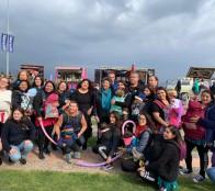 Municipio de Viña del Mar clausuró mes dedicado a las madres con Expo & Fitness
