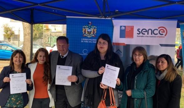 Municipio de Viña del Mar se incorpora a Red Territorial para fortalecer la intermediación laboral