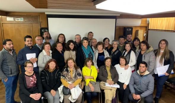 Consejo Comunal de Organizaciones de la Sociedad Civil (COSOC) de Viña del Mar se constituye por el período 2019-2022