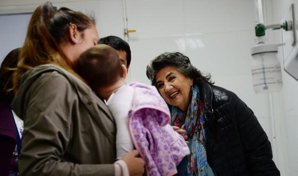"""En Viña del Mar dan inicio a campaña regional de invierno 2019 """"Viralicemos la prevención"""""""