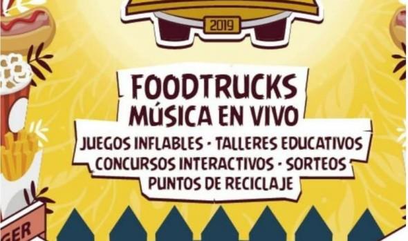 "Municipalidad de Viña del Mar invita a la comunidad a visitar ""Food truck festival"""