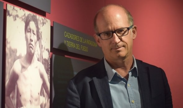 "Cristóbal Marín presenta novela ""Huesos sin descanso"" en el Museo Palacio Rioja"