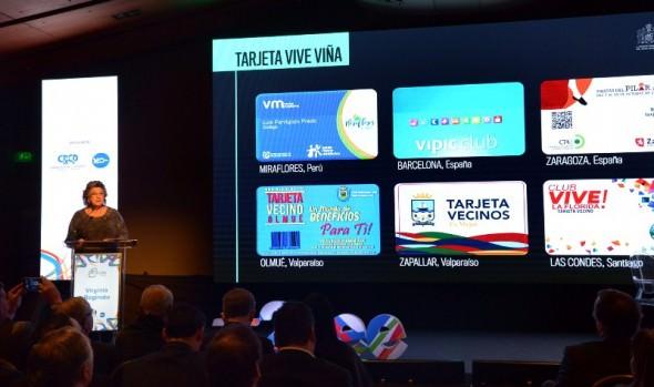 Municipio de Viña del Mar presenta acciones de apoyo al turismo y comercio en 23º encuentro empresarial