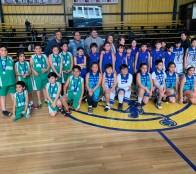 En 89° aniversario de Asociación de Básquetbol de Viña del Mar alcaldesa Virginia Reginato reconoce a menores