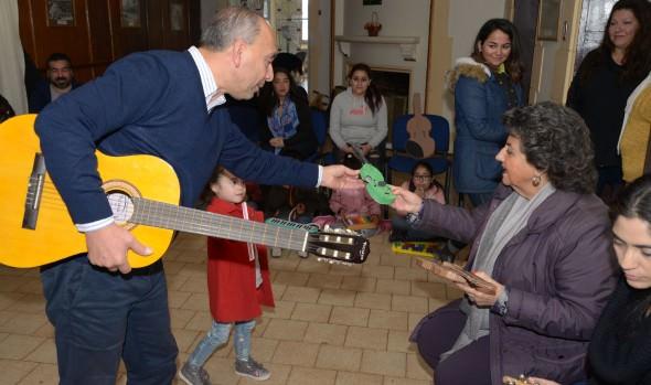 Con concierto didáctico, Municipalidad de Viña del Mar celebró el Día del Padre