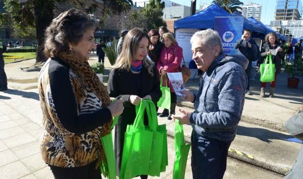 Municipalidad de Viña del Mar y Sernac lanzan charlas sobre protección de los derechos de los consumidores
