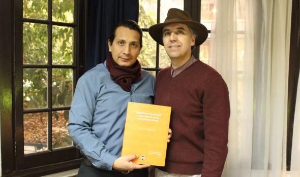 Municipio de Viña del Mar invita a recital y lanzamiento de libro con obras del compositor porteño Ricardo Acevedo, de guitarrista Antonio Rioseco