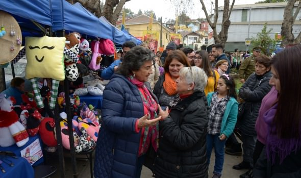 """Vecinos de Forestal bajo participaron en nueva jornada comunitaria """"Vive tu plaza"""""""