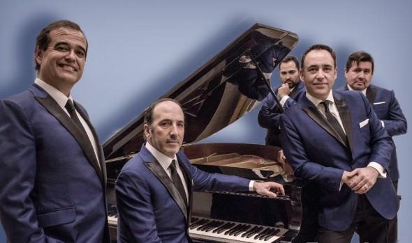 Municipalidad de Viña del Mar invita a recital de cinco tenores en el Club de Viña