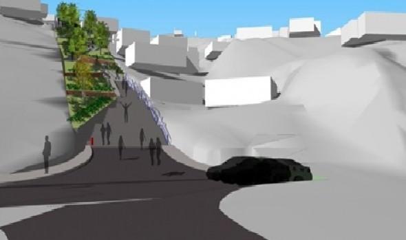 En Viña del Mar inician construcción de escala Huasco del Campamento Manuel Bustos