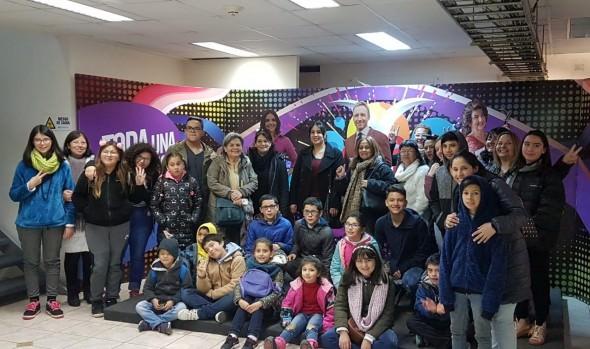 """Con gran éxito municipio desarrolló programa gratuito """"Tours en vacaciones"""" en Viña del Mar"""