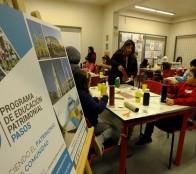 Niños aprendieron sobre el patrimonio nacional y de arte griego en vacaciones de invierno en Viña del Mar