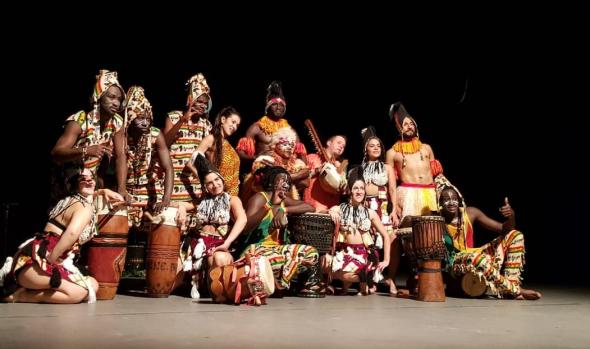 Sonido de los tambores de Senegal invita a presentación inédita de esta cultura africana en Palacio Rioja