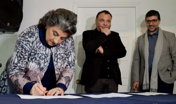 Municipio de Viña del Mar, Sernatur y UV firman convenio que crea Observatorio Turístico de Reñaca