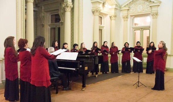 Municipalidad de Viña del Mar invita a presentación de Coro Femenino de Cámara de la PUCV