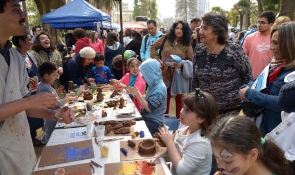 Municipio celebró en grande a los niños viñamarinos