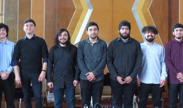 Municipalidad de Viña del Mar invita a concierto del Ensamble de Guitarras Eléctricas