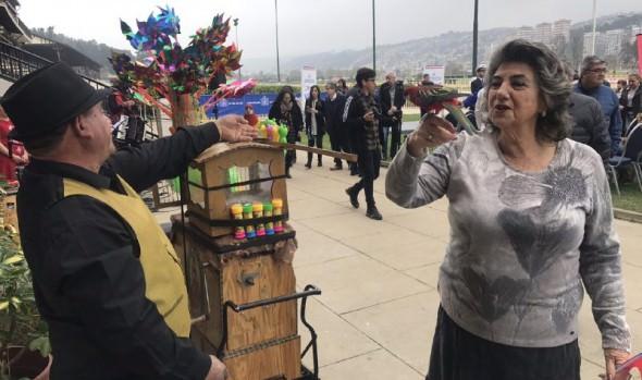 Alcaldesa Virginia Reginato invita a vivir Septiembre en Viña del Mar