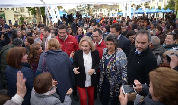Viña del Mar suscribe compromiso para transformarse en Ciudad Amigable para los adultos mayores