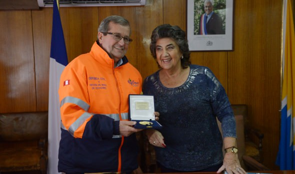 Municipio de Viña del Mar y distrito peruano de Miraflores ratifican convenio de hermanamiento