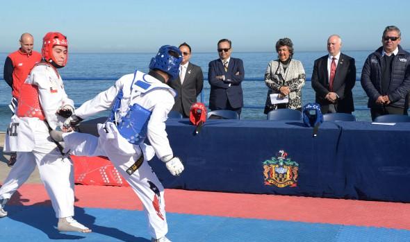 En Viña del Mar se disputará torneo de taekwondo que otorga puntos para clasificar a Tokyo 2020
