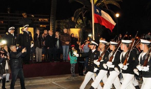 APOLINAV de Armada de Chile realizará desfile por Viña en estas Fiestas Patrias