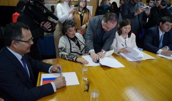 Escuela Almirante Gómez Carreño de Viña del Mar obtiene $241 millones para mejoramiento de infraestructura