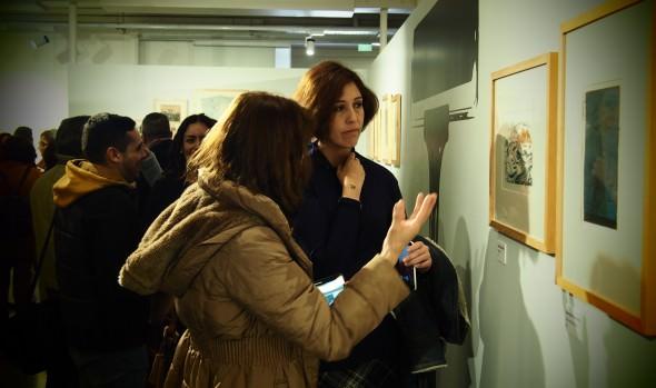 """La muestra """"La pasión del grabado"""" exhibe en Palacio Rioja el legado del maestro Carlos Hermosilla"""