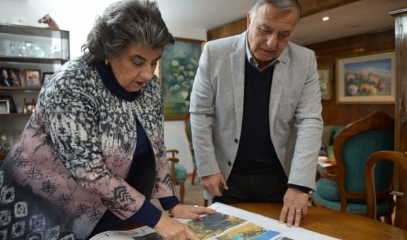 Municipalidad de Viña del Mar acuerda traspaso de Roca Oceánica a Concón