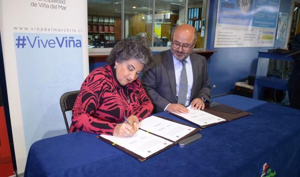 Convenio entre municipio de Viña del Mar y UVM llevará conciertos didácticos a diversos sectores de la ciudad