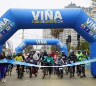 Municipio de Viña del Mar invita a participar en segunda cicletada familiar