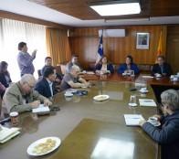 Alcaldesa Virginia Reginato sostiene reuniones con dirigentes vecinales para conocer inquietudes en actual escenario