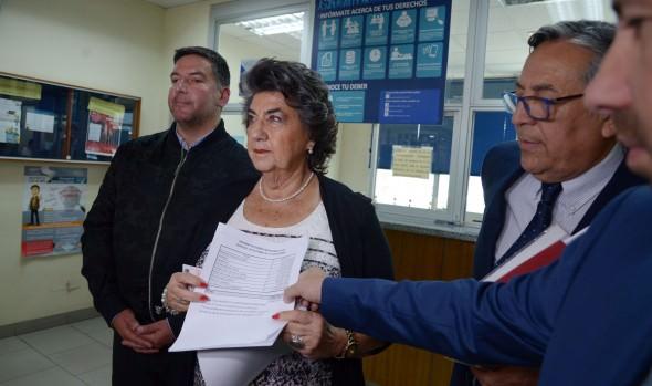 Alcaldesa Virginia Reginato presenta querella por vandalismo y millonarios daños registrados en Viña del Mar