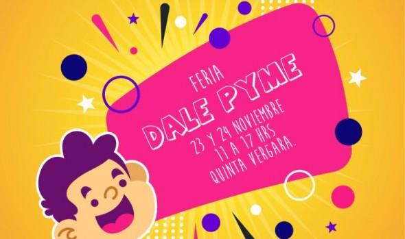 """Feria """"Dale Pyme"""" apoya a microemprendedores, con diversidad de productos en la Quinta Vergara"""