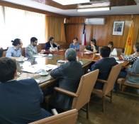 Alcaldesa Virginia Reginato encabeza la urgencia de reactivar y localizar la ayuda