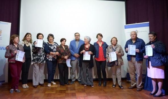 Municipio de Viña del Mar promueve participación de adultos mayores con talleres gratuitos