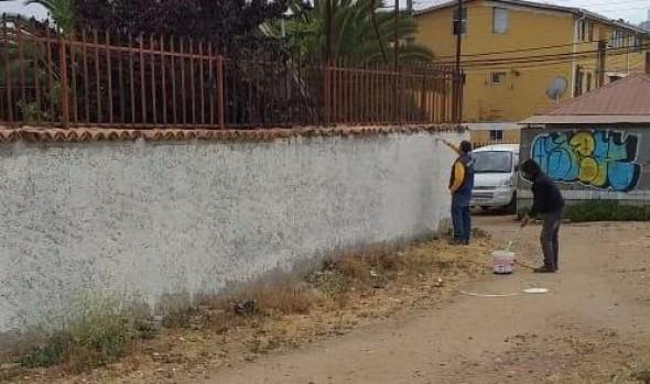 Municipio de Viña del Mar inicia potente plan de recuperación de espacios públicos