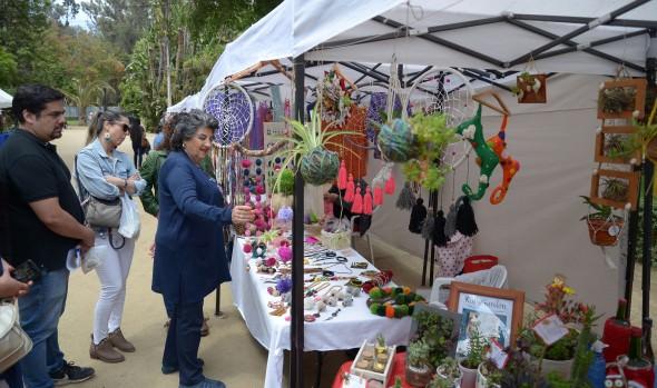 Novedosos y originales productos ofrecerá feria Viña Emprende Contigo en la Quinta Vergara este fin de semana