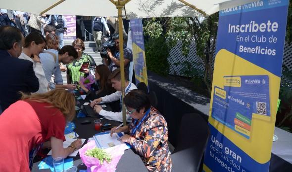 Viña del Mar lanza tarjeta con atractivos beneficios, descuentos y servicios para reactivar el comercio y el turismo