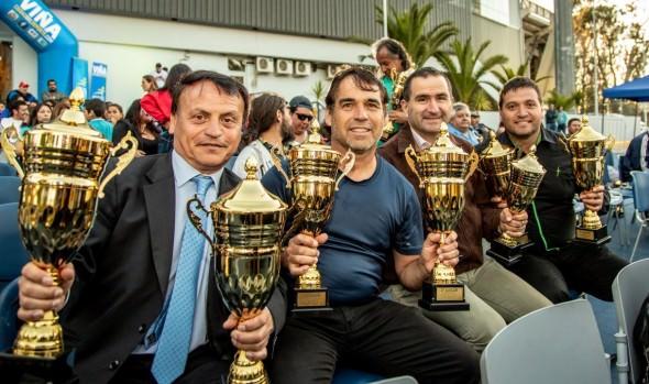 Nuevo aporte a las Asociaciones de fútbol amateur de Viña del Mar entregó la Municipalidad
